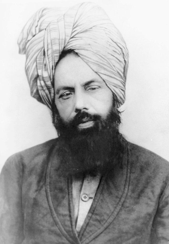 HAZRAT MIRZA GHULAM AHMAD OF QADIAN